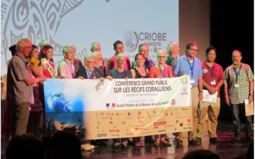 Photo des chercheurs ayant participés à plus de 5 IPFC depuis 1981