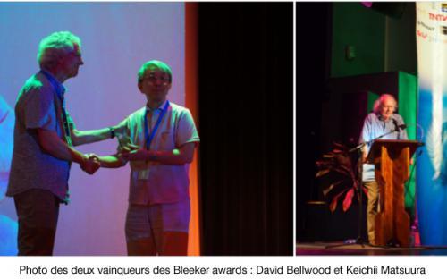 Photos des deux vainqueurs des Bleeker awards : David Bellwood et Keichii Matsuura