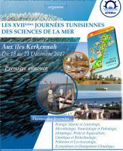 XVIIe Journées tunisiennes des sciences de la mer