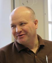 Portrait de Gilles Cuny