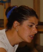 Portrait de Olga Otero