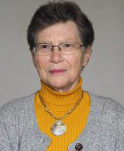 Portrait de Mireille Harmelin-Vivien